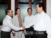 阮晋勇总理:昆嵩省需特别注重可持续减贫工作
