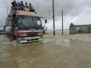 """菲律宾遭强台风""""罗莎""""来袭 致3人死亡2人失踪"""