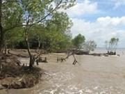 国际组织协助越南承天顺化省减少气候变化影响