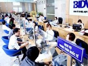 "BIDV银行荣获""越南年度最佳风险管理银行""奖"
