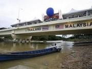 马来西亚加大在马泰边境打击走私活动力度