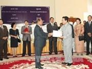 越南就柬埔寨王国国庆60周年举行庆祝活动