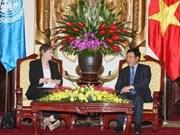 联合国开发计划署驻亚太各国代表处首席代表会议在河内举行