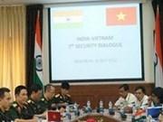 第8次越印国防战略对话开幕
