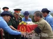 越南积极寻找归宿在柬埔寨牺牲的志愿军遗骨