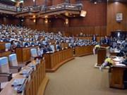柬埔寨国会通过2014年国家财政预算