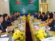 越柬加强宗教领域的合作关系