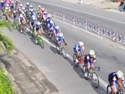 越南南旗起义自行车赛即将开赛