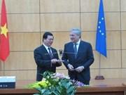 越南与欧盟加强贸易合作关系