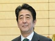 日本首相安倍晋三对柬埔寨进行国事访问