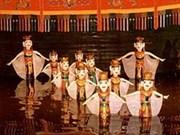 越南升龙水上木偶戏剧院以独特艺术魅力吸引更多国及观众