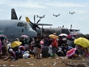 国际社会继续向菲律宾提供援助