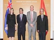 越南与澳大利亚跨部门战略对话在河内举行