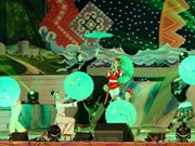 第12届越南西北地区各民族文化体育旅游节圆满落幕