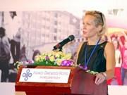 诸多瑞典企业希望在越南长期经营