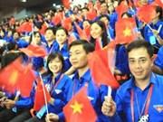 3000名越南青年启程赴华出席第二届越中青年大联欢