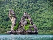 """广宁省拜子龙国家公园--海洋的""""宝库"""""""