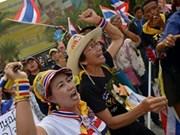 泰国政治动荡升级