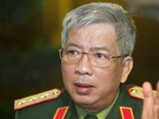 越南国防副部长:越印防务合作有利于本地区和平