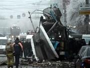 张晋创主席就俄罗斯伏尔加格勒爆炸事件致电普京总统