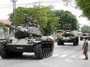 泰国军队否认军事政变传闻