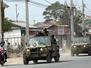 柬埔寨反对党救国党被指控造成社会混乱