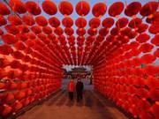 亚洲一些国家过春节的习俗