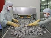 2013年越南虾类产品出口额超30亿美元