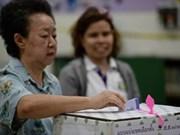 泰国暂时未公布大选结果