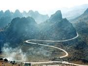 新春伊始越南同文岩石高原地质公园接待登山游客4500人次