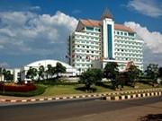 2013年赴老挝旅游的国际游客数量突增