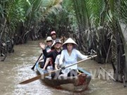 越南前江致力于开发生态旅游潜力