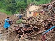 2014年1月印度尼西亚遭受200多场自然灾害