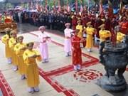 富寿省妪姬国母庙会正式开庙