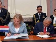 印尼与荷兰加强防务合作