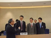 联合国人权理事会普遍定期审议工作组通过越南人权报告