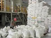 2013年越南对16个市场贸易顺差额高达10亿多美元