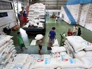 2014年菲律宾私人贸易商大米进口配额为16.3万吨