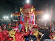 陈庙庙会的迎水仪式和祭鱼仪式首次得到恢复