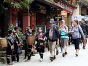 新春伊始 老街省吸引众多游客纷至沓来