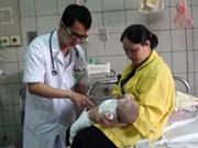 越南九龙江三角洲地区加强麻疹预防工作