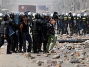 柬埔寨九家工会威胁举行大规模罢工