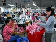 越南承天顺化省各工业园区创造众多就业机会
