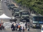 柬埔寨驳回该国军队进入泰国领土的指控