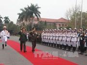 印度尼西亚国家军队总司令到访越南