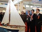 第七届越南国际航海运输及造船工业展览会将于2月底举行