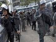 泰国军方呼吁各方避免暴力