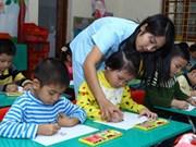 胡志明市将在各工业区兴建22座幼儿园