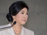 泰国看守总理英拉愿与反对派进行谈判