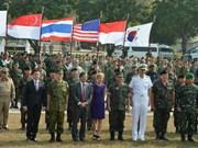 """""""2014年金色眼镜蛇""""多国军演在泰国举行"""